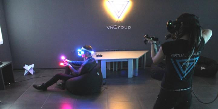 Клуб Виртуальная реальность - VR Group
