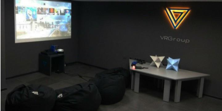 VR Group Виртуальная реальность