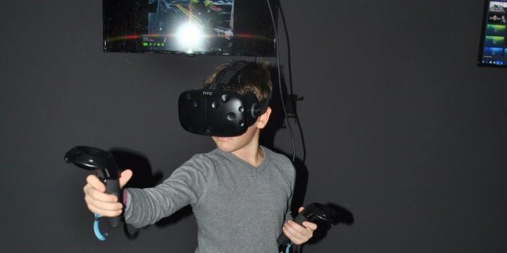 Играть в VR в Минске