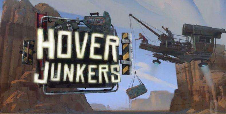 Hover Junkers VR