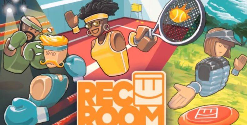 rec-room VR социальная сеть