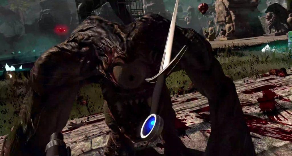 Serious Sam VR новое оружие