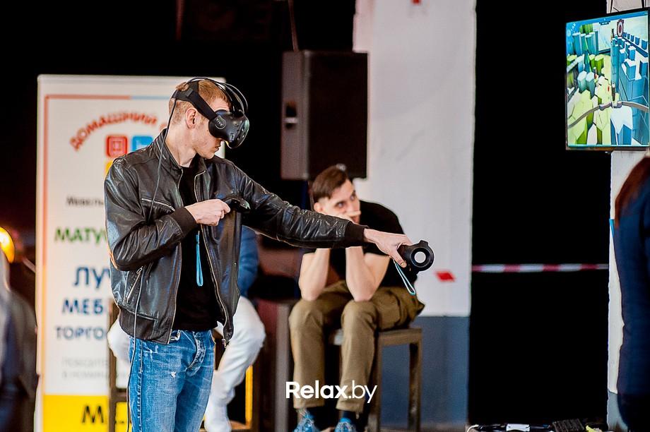 виртуальная реальность htc vive