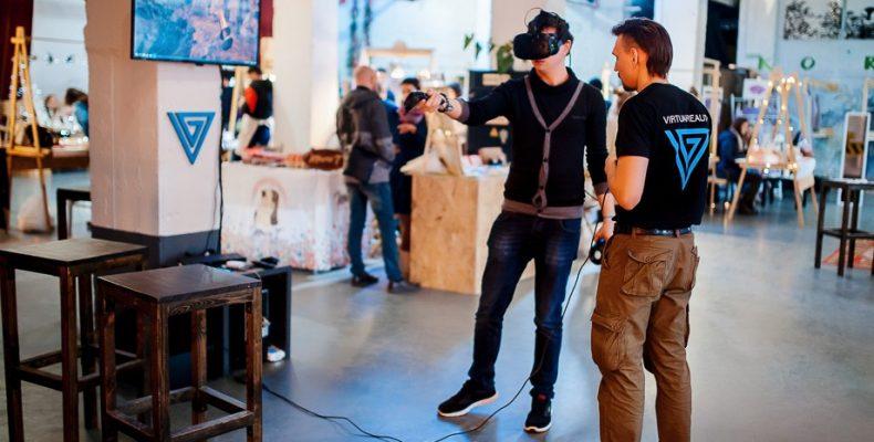 виртуальная реальность на Гранд Базар