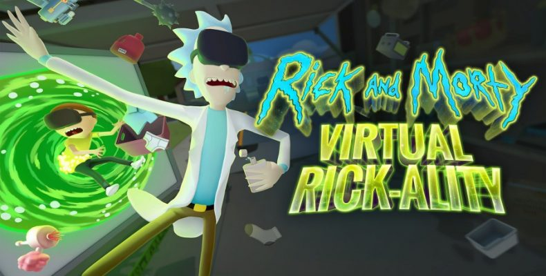 Rick and Morty: Virtual Rick-ality квест