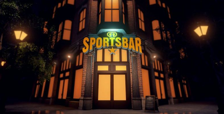 Sports Bar VR-vrg.by