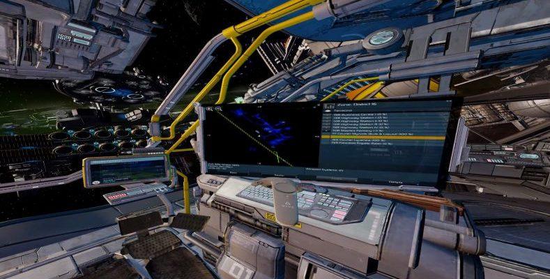 X Rebirth VR Edition играть