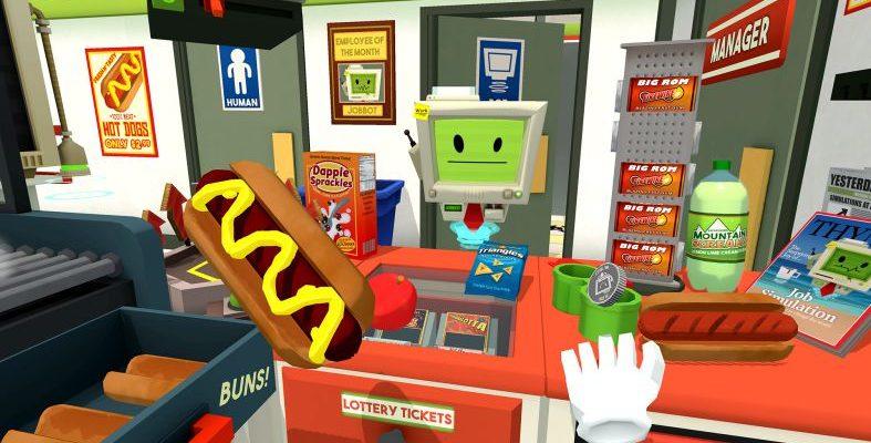 JobSimulator VR