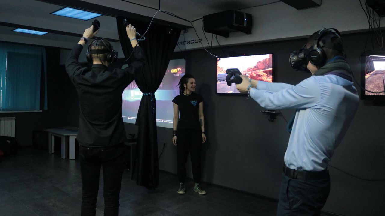 опытные администраторы VR Group