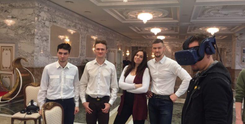 новогодний корпоратив 2020 в VR